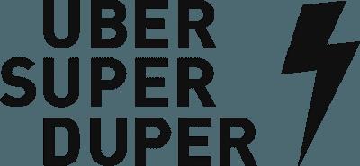 Uber Super Duper logo